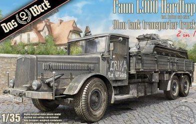 Articulo FAUN L900 D567